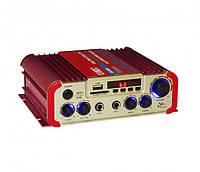 Усилитель звука UKC AV-206U с Bluetooth, фото 1