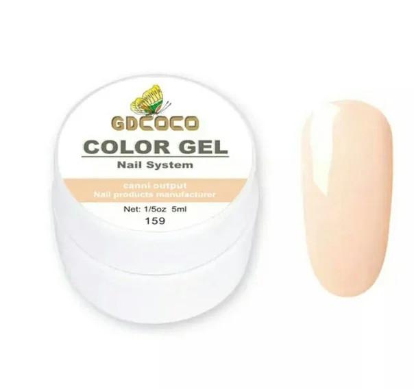 Гель-краска GD COCO №159, 5 мл
