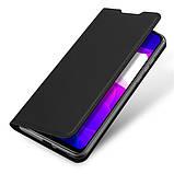 Dux Ducis Xiaomi Mi 10 Lite/ Mi 10 Lite Zoom Skin Pro Series Case Black Чохол-Книжка, фото 2