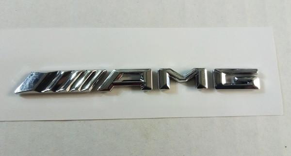 Шильдик надпись AMG