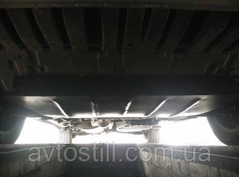 Захист радіатора двигуна і коробки Renault Twingo 2 | Рено Твінго (2007-2014)