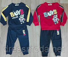 Трикотажний спортивний костюм для хлопчиків двійка Sincere 80-110p.p.