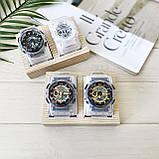 Мужские спортивные часы Sanda 298 Black, фото 3