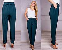 Легкие женские брюки с карманами Яна, 46-56