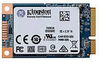 SSD  120GB Kingston UV500 mSATA SATAIII 3D TLC (SUV500MS/120G)