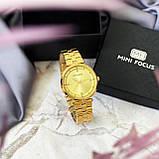 Mini Focus MF0120L.04 All Gold Diamonds, фото 2