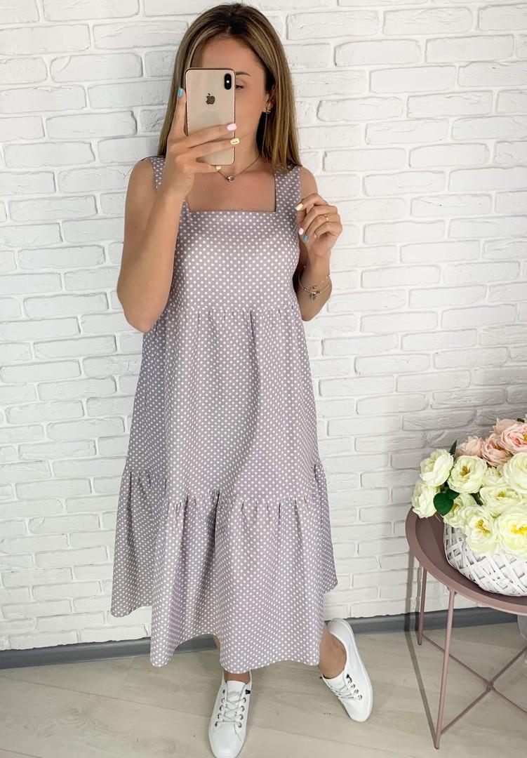 Летнее платье  р.42-44,46-48, 50-52