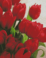 """Алмазная мозаика """"Любимой"""" 40*50см AM6129"""