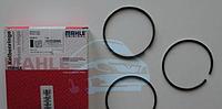 Кольца поршневые на VAG  Knecht-Mahle 1 цилиндр, STD.