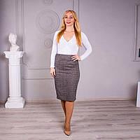 Женская трикотажная юбка Афина, 44-54