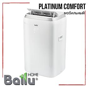 Мобильный кондиционер Ballu BPHS-15H Platinum Comfort напольный передвижной класс А до 35 м2