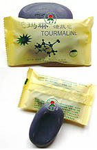 Турмалінове мило для омолодження шкіри, скрабування і очищення
