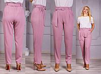 Легкие молодежные брюки с карманами Яна, 46-56