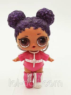 Лялька LOL Surprise Special Series Purple Queen - Фіолетова Лол Сюрприз Без Кулі Оригінал одяг