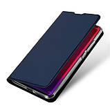 Dux Ducis Xiaomi Redmi K20/ K20 Pro Skin Pro Series Case Blue Чехол-Книжка, фото 4