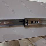Направляющая 45x550 мм. с доводчиком Movimento N-Pro, фото 6
