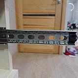 Направляющая 45x550 мм. с доводчиком Movimento N-Pro, фото 7