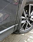Брызговики Mazda CX-5 2017-2020 ( комплект 4 шт ), фото 3