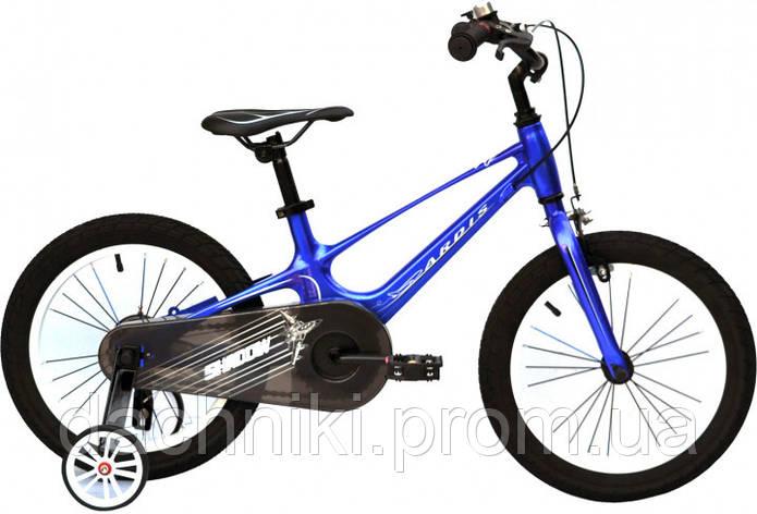 "Детский велосипед Ardis Shadow 16"" 9"" Синий (0487), фото 2"