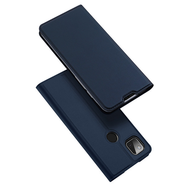 Dux Ducis Google Pixel 4A Skin Pro Series Case Blue Чехол-Книжка