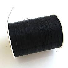 Мононитка чорна 200 м. 1 котушка