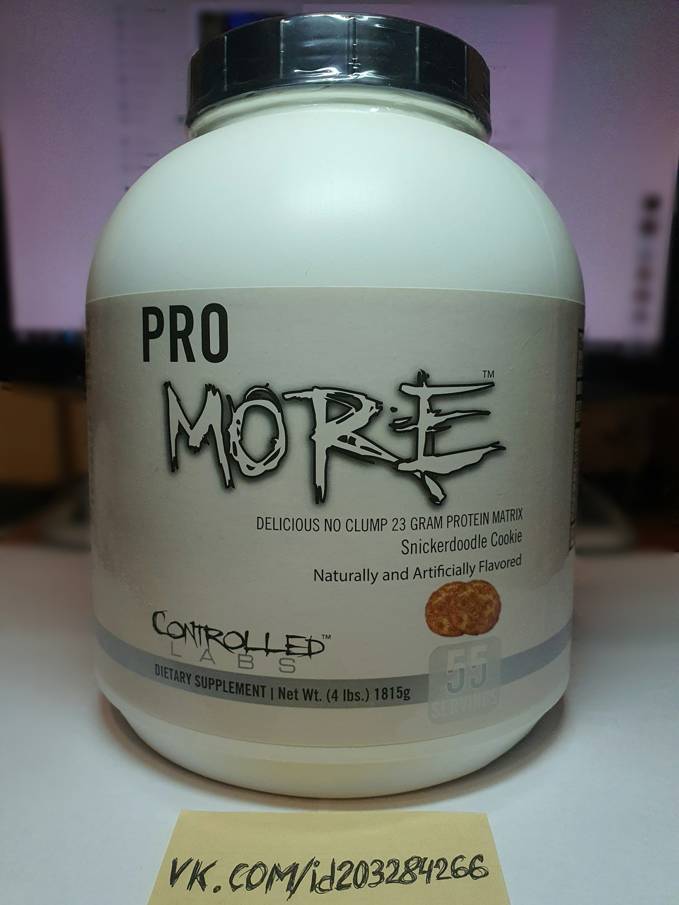 Протеин Controlled Labs PROmore 1815g