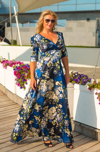 Нарядные платья больших размеров одесса