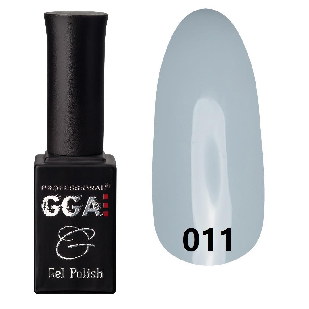 Гель-лак №011 GGA Professional