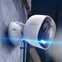 Интелектуальные IP камеры Dahua под брендом IMOU
