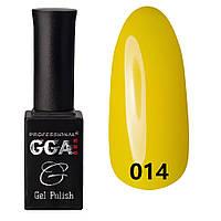 Гель-лак №014 GGA Professional