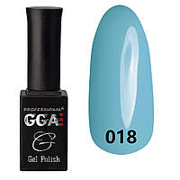 Гель-лак №018 GGA Professional