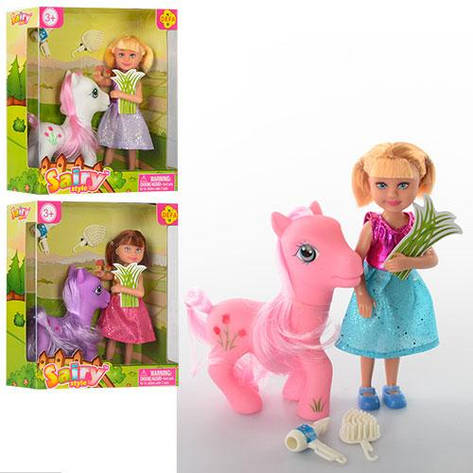 Лялька DEFA 8303 , фото 2
