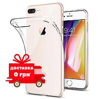 Прозорий чохол   Прозрачный чехол для iPhone 7 Plus Ультратонкий