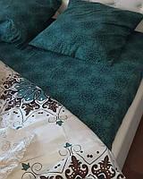 Комплект постільної білизни євро (бязь) (Комплект постельного белья евро (бязь))