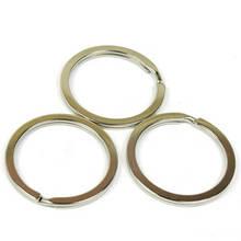 Кольцо для брелка мельхиоровое 30 мм / Кільце для брелка мельхіорове 30 мм