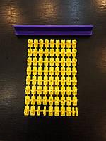 Набор каттеров Буквы и Цифры