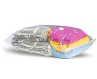 5шт вакуумные пакеты для хранения одежды 60х80см