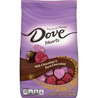 Конфеты Dove Hearts 553,4g