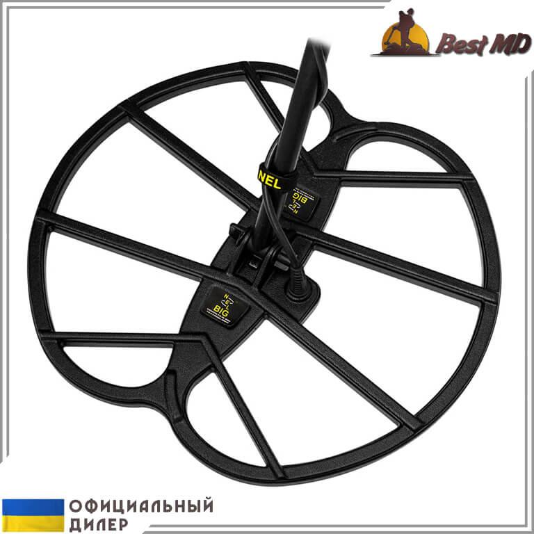 Катушка NEL Big для металлоискателей Makro Racer, Racer 2