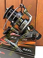 Котушка Durareel KS 7000 (6+1bb) з байтранером - Нескінченний гвинт