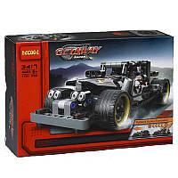"""Конструктор Decool 3417 (Реплика Lego Technic 42046) """"Гоночный автомобиль для побега""""170 деталей"""