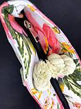 Женская летняя пляжная сумка с графическим принтом 45*28 см, фото 2