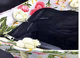 Женская летняя пляжная сумка с графическим принтом 45*28 см, фото 4