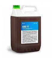 Лужний пінний миючий засіб  GIOS F7 (каністра 5 л), TM Grass