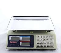 Весы ACS 50kg/5g CK 982S Metal Button