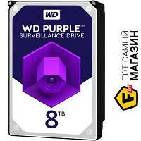 """Western Digital SATA 8TB (WD82PURZ) WD Purple 3.5"""" SATA III (6.0 Гб/с)"""