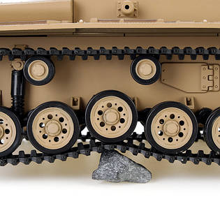 Танк на радиоуправлении HENG LONG Tauch Panzer III Ausf.H 3849-1