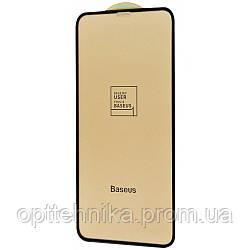 Защитное стекло Baseus 0.2 mm Arc-surface Tempered Glass iPhone Xs Max/11 Pro Max