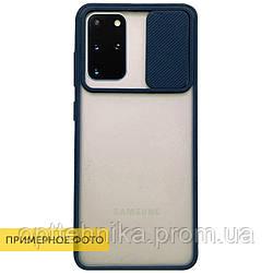 Чехол Camshield mate TPU со шторкой защищающей камеру для Huawei P40 Pro