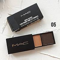 Палетка для макіяжу брів MAC N5 (репліка).